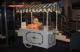candy floss cart t