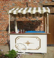 soft scoop ice cream cart for hire nationwide