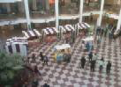 A birds eye shot of the Whitgift shopping centre promotion